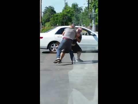 Fresno fight Palm and Olive