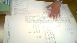 видео однолинейная схема электроснабжения
