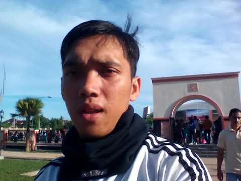 Vlog Han hikaru di GOR PASURUAN