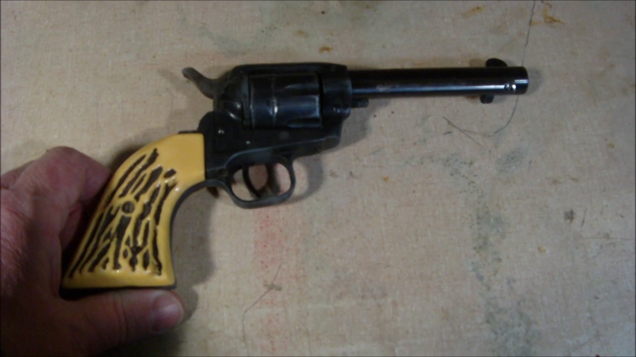 22 Cal L A Deputy Revolver Herburt Schmidt co GERMANY 1960's