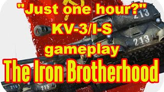 just one hour tier vii soviet heavies kv 3 i s gameplay world of tanks xbox