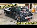 Rebuilding A Wrecked 2013 Nissan GTR Part 2