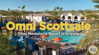 Omni Scottsdale - A Spanish treasure in Paradise Valley, Arizona