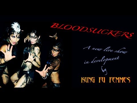 """""""BLOODSUCKERS"""" - A New Vampire Show by KFF!!!"""