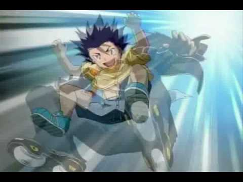 Jay-Z my first song Air Gear AMV
