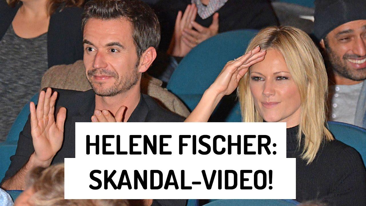 Helene Fischer Skandal Video von Florian Silbereisen