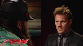 Chris Jericho and Bray Wyatt go face to face: Raw, Aug. 11, 2014