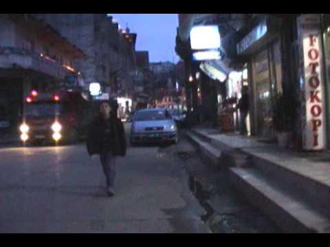 [Turkey] Sightseeing in Çaycuma 1/2 (Jan., 2005)