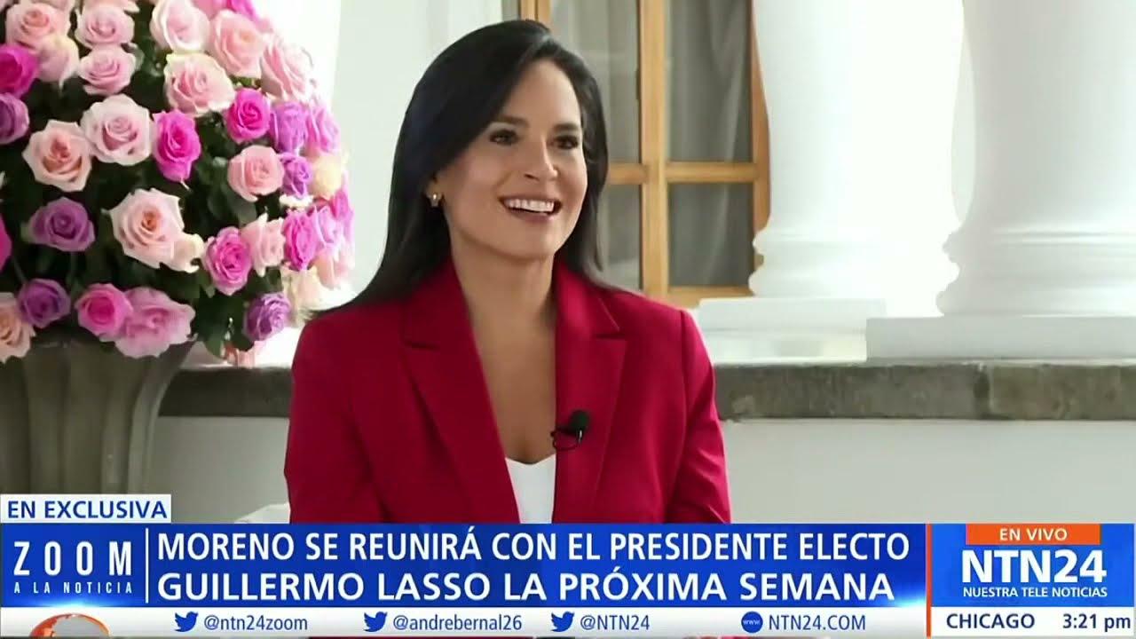 Download Entrevista del Presidente Lenín Moreno en NTN24