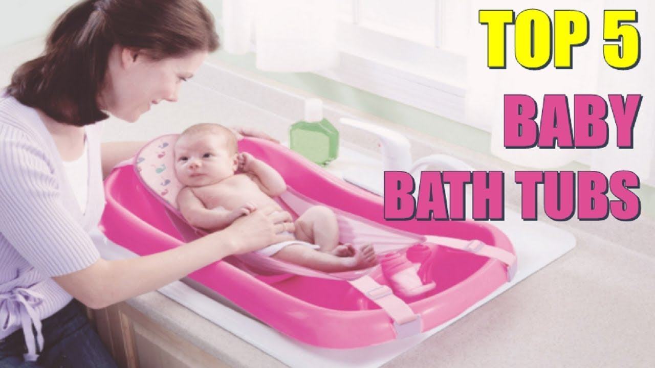 Top 5 Baby Bath Tubs   Top 5 Baby Bath Tubs Review By Dotmart - YouTube