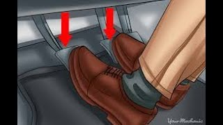 Clutch Control Driving Lesson-TIPS For Learners-Beginners Driving Lesson City Car Trainers8056256498