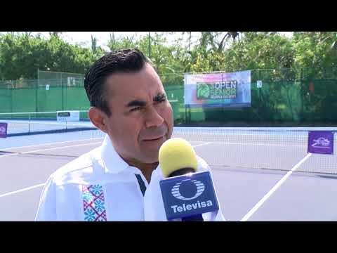 Acapulco capital turística del tenis