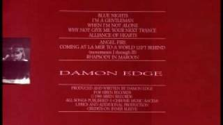 Damon Edge - Alliance Of Hearts