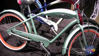 Interbike 2010 -  Electra Bicycle Company