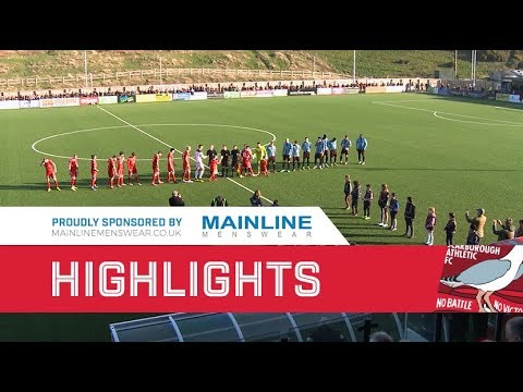Scarborough Athletic v Mickleover Sports - 23/2/2019