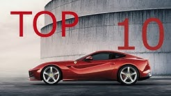 Top 10 Sexiest/ Coolest Cars Ever Made