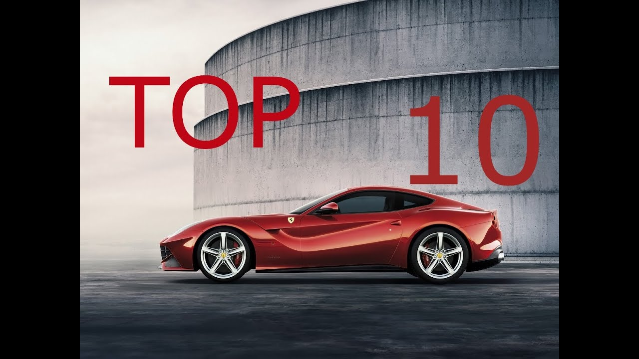Top Sexiest Coolest Cars Ever Made Youtube