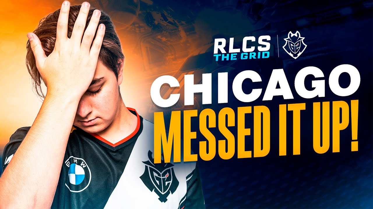 Chicago Messed It Up | The Grid Week 6 Highlights With Orb, Athena, JKnaps , Rizzo & Chicago