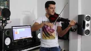 Rather Be - Clean Bandit (violin Cover By Andre Soueid)