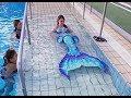 Merbella Studios Mermaid Tail First Swim