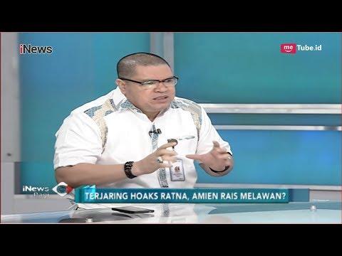 Reaksi Jubir TKN Jokowi-Ma'ruf Soal Pernyataan Amien Rais Soal Korupsi - iNews Pagi 09/10