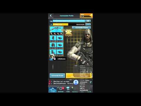 Mobile Strike 101 -  1 hour CP Battle! 8/23