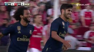 Real Madrid v Arsenal - HIGHLIGHTS - International Champions Cup