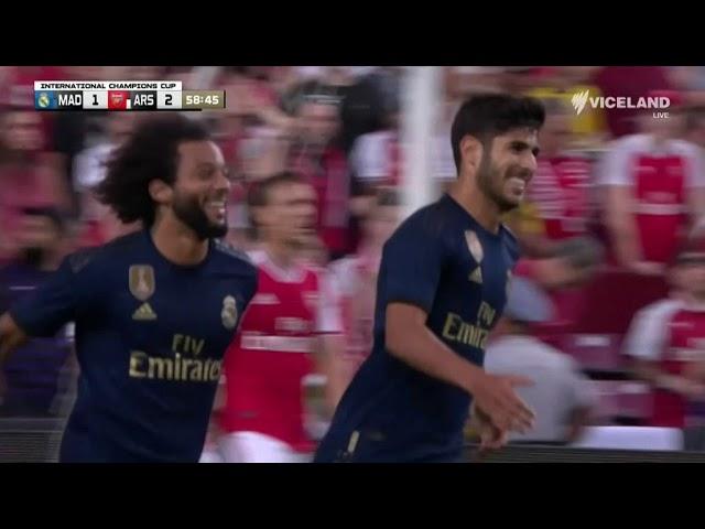 Real Madrid v Arsenal - HIGHLIGHTS - International Champions Cup