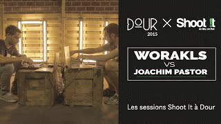 Worakls vs Joachim Pastor / / Shoot It à Dour 2015