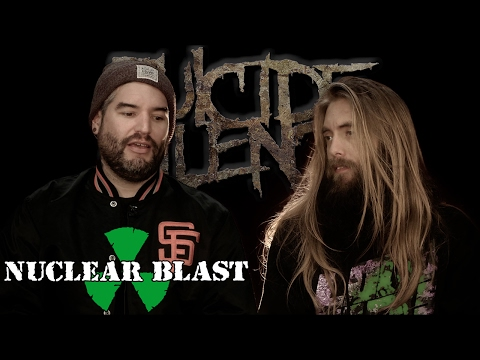 SUICIDE SILENCE - What is DEATHCORE? (OFFICIAL...