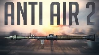 "►""ANTI-AIR 2""◄ - Bf3: RPG/Tank vs Helicopter Montage"