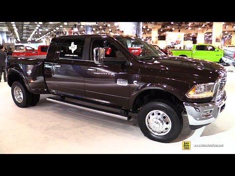 2017 Ram 3500 Long Horn - Exterior and Interior Walkaround - 2017 NY Auto Show
