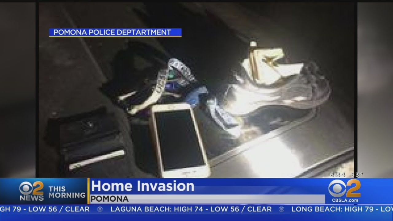 Police Ping Teen Suspect Who Robbed Pomona Family At Gunpoint, Stole Their Car