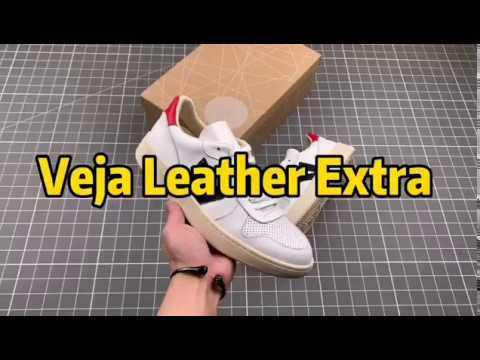 Veja Leather Extra Sneakers-----From China Top Sneaker Daily.