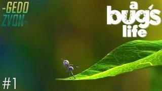 A Bug's Life #1 - Холм муравьёв - Куда детство бежит :'(