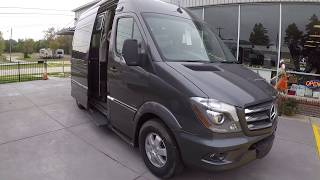 2019 SS Agile Roadtrek Custom Build-All Electric Gloss Cabinets-Alde Radiant Heat