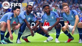 【FIFA19】マンチェスターシティが使いやすすぎる!ロングシュートの爽快感が半端ない!