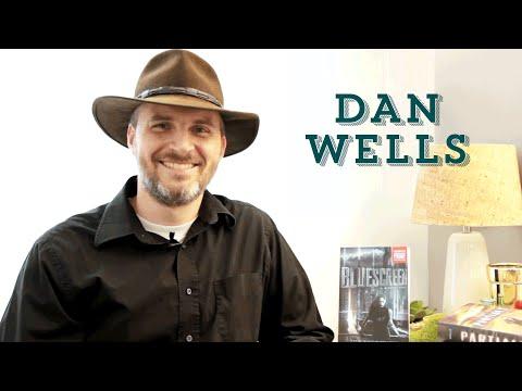 Epic Author Facts: Dan Wells | Bluescreen