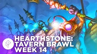 Hearthstone: Tavern Brawl Week 14 - Secret Trolling