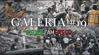 GALERÍA 19: #FUERZAMÉXICO