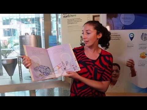 #FindingRosieNZ: Brooke Clark, Fonterra.