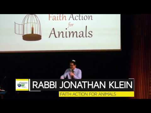 2017 Conscious Eating Conference - Jonathan Klein, Judaism