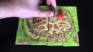 Carcassonne uitbreiding 6: Graaf, Koning en Consorten - een korte uitleg