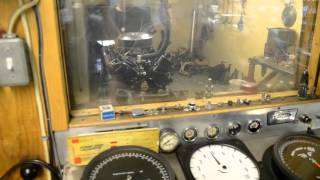513 Big Block Chevy on the Dyno