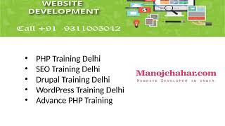 Freelance Web Designer in Delhi NCR & Website Developer in Delhi