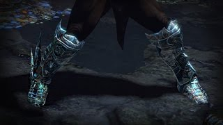 Path of Exile - Arctic Boots