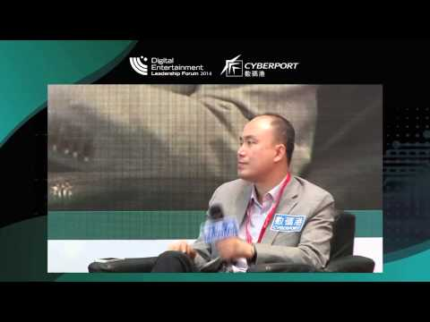 [DELF 2014] Panel Discussion: Digital Media in 2025: What changes will we see in the next decade?