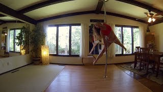 Young & Beautiful - Pole Dance - Freestyle