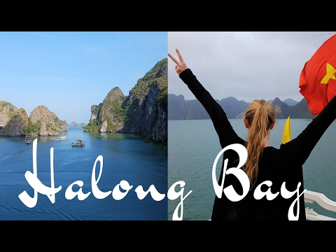 HALONG BAY (Incredible!) | Vietnam Travel Vlog