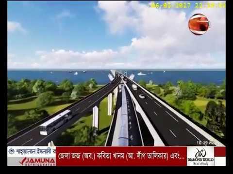 padma bridge rail link project china finance delay